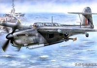 """被評為二戰""""最醜""""艦載機,是提爾皮茨號戰列艦的""""死敵""""!"""