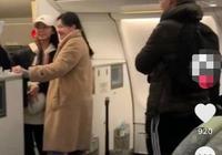 大S汪小菲夫婦飛機上被偶遇,每次大S都非常配合網友合影
