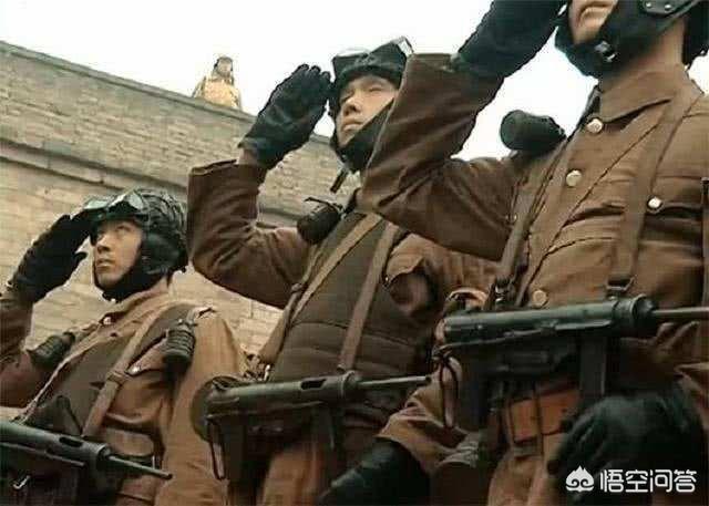 《亮劍》中山本的特種部隊使用的是美式裝備,這在當時可能嗎,你怎麼看?