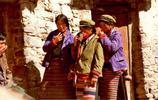 1985年的拉薩,幸福而悠閒的藏民生活