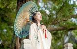 圖蟲人像攝影:古風 古裝 桂林公園 漢服