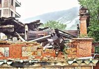 年久失修遭盜竊損毀,一場大雨後轟然倒塌,南安霞美這棟民居要修了