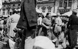 老照片:1965年的羅馬尼亞街景和生活