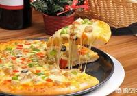 披薩上面的餡是怎麼做的?