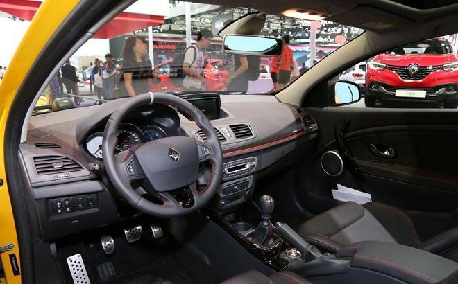 汽車圖集:雷諾 梅甘娜RS