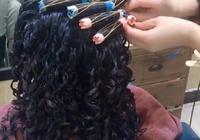 有的人去燙捲髮,結果燙出來比離子燙還直,這是為什麼?