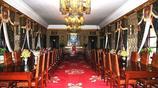揭開歷史的面紗 清朝末代皇帝愛新覺羅·溥儀居住的偽滿洲國皇宮
