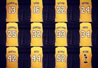 NBA球員選號碼的有趣故事:喬丹最任性,克萊最佛性,科比最偏執