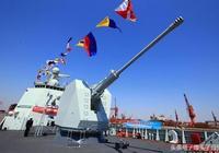 中國軍工研製世界最粗艦炮 一發炮彈飛200公里
