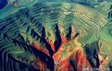 黃土高原究竟有多大?9張30多年前的航拍照片,你看完什麼感受?