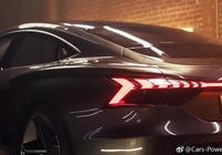 A7強殖裝甲電動版,奧迪純電動轎跑e-tron GT概念車