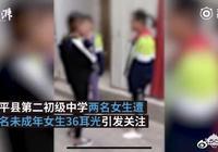 欺凌36耳光女生家長致歉:沒管好孩子。你怎麼看待這件事情?