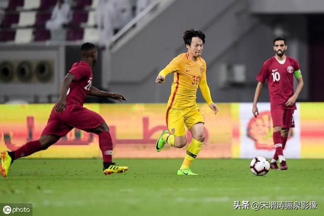 中國男足國家隊公佈參加2019年亞洲盃23人名單,樸成入選。