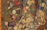 佛陀涅盤圖