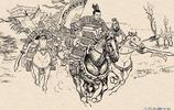 三國99:呂布的武力到底有多高?他一出馬,夏侯惇、樂進轉身就逃