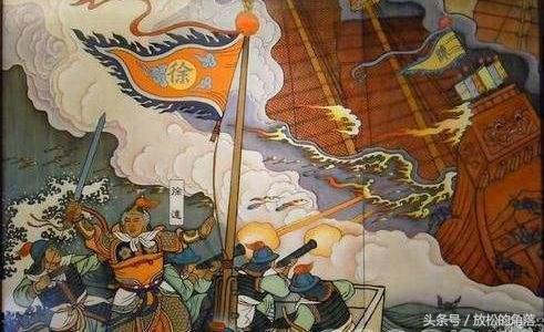 歷史重演!1100年後的赤壁之戰!