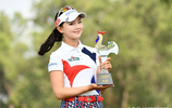 CLPGA北京精英賽中國高球女神石昱婷奪得女子中巡第二冠