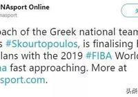 希臘公佈世界盃球員名單,字母哥三兄弟領銜,他們曾擊敗過美國隊