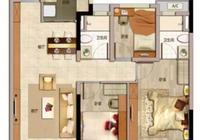 不到90㎡的房子用了900×900mm的磚,沒想到這麼合適!