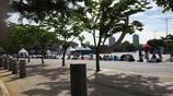 我在遊玩 韓國首爾奧林匹克公園旅遊遊記 文化氣息濃厚多功能公園
