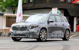奔馳AMG GLB 45低偽裝圖!預計和奔馳AMG A 45共享動力組合