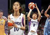 中國女籃與WNBA的歷史和未來
