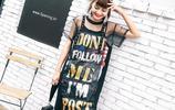 T恤裙——夏日裡最舒適的裙裝,讓你找回青春