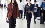 32歲戚薇和29歲趙奕歡同框,明星和網紅你更喜歡誰?