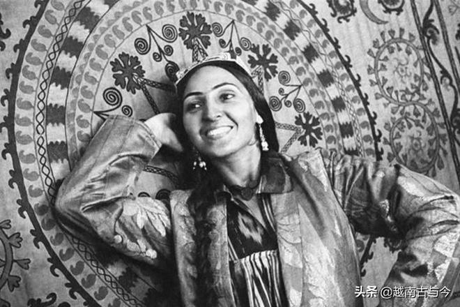 20世紀初期蘇聯烏茲別克斯坦罕見老照片,蘇聯在中亞的重要加盟國