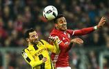 足球——德國杯:多特蒙德晉級決賽