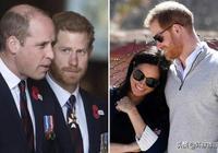 哈里與威廉王子的矛盾源於哥哥對弟弟有深愛,目前形勢進展還不錯