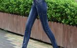 有了這幾件款時尚牛仔小腳褲,還怕穿不出大長腿?