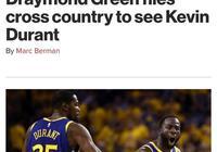 NBA深度:格林這波闢謠什麼水平,真是他在帶頭逼KD離開?