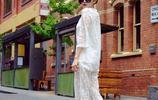 《鄉村愛情》她長的最美,戲外街拍顯魅力
