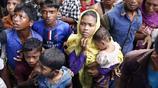 心酸!近30萬緬甸難民逃往孟加拉國,避難所已收容7萬多名難民