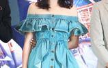 婉約美女陳喬恩,身高165cm,身材比例好,笑容甜美、古靈精怪!