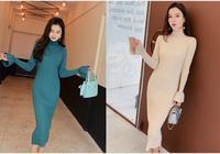 冬天穿裙子太冷?掌握這幾種裙裝搭配,才能穿得既保暖又時髦!