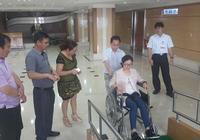 河池市人民醫院交流團考察臺灣聖馬爾定醫院