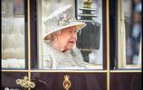 英國女王官方生日舉國歡慶,皇室成員齊亮相女眷表現吸睛