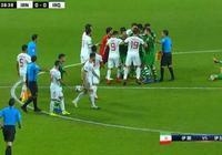 亞洲盃-伊朗0-0伊拉克均出線 場面火爆數度爆發衝突