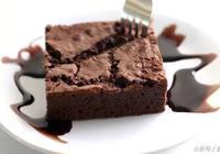 滿滿少女心的巧克力布朗尼,串起了小時候的味道