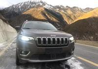 開著Jeep新自由光,走中國最雄偉的高速,選擇不一樣的生活
