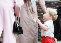 5歲喬治小王子,與太奶奶感情好,伊麗莎白女王四世同堂好幸福!