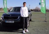 武磊加盟西班牙人首項福利,喜提贊助商新座駕,不用買車了!