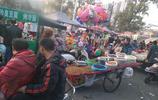走進西安灞橋十里鋪,看看東方大市場近些年代的變遷及夜市生活