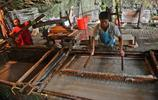 經典造紙工藝——石橋古法造紙,傳承的是石橋人的勞動精神!