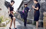 人物影像:牛駿峰,90後,北京人,在《寶蓮燈前傳》演少年楊戩