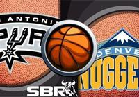 4/25【NBA】週四籃球推薦:聖安東尼奧馬刺 vs 丹佛掘金