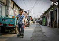 平平安安玩兒輪滑,寶寶的安全
