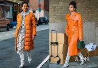 文藝不挑膚色的南瓜橘和暖棕色,今年冬季讓你溫暖洋氣出街